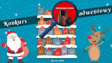 Konkurs Adwentowy 2017 - Dzień #5 MODECOM - Wyniki