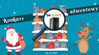 Konkurs Adwentowy 2017 - Dzień #9 be quiet! -Wyniki