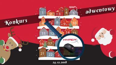 Konkurs adwentowy z ITHardware 2018 - weź udział i wygraj prezent. Dzień 23