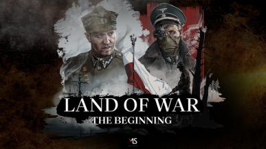 Land of War: The Beginning - polska gra o drugiej wojnie światowej ukończona