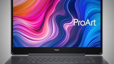 Laptop ASUS ProArt StudioBook One napędzany przez NVIDIA Quadro RTX 6000