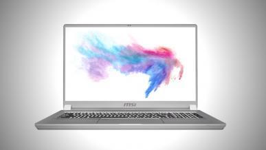 Laptop MSI Creator 17 z ekranem Mini LED zostanie zaprezentowany na CES 20