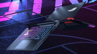 Laptopy ASUS ROG STRIX z procesorem Ryzen 9 5900HX i GeForce RTX 3080 na pokładzie
