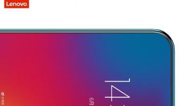 Lenovo szykuje prawdziwie bezramkowy smartfon i chwali się szkicem