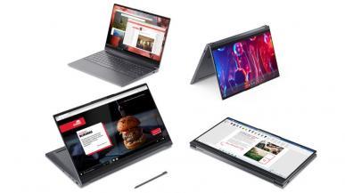 Lenovo Yoga 9 oficjalnie. Procesor Tiger Lake z grafiką Xe i Thunderbolt 4