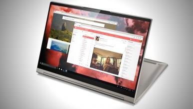 Lenovo Yoga. Prezentacja laptopów 2-w-1 z Intel Core 10. gen