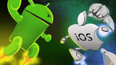 Lepiej zarobić fortunę na oprogramowaniu na iOS niż Androida