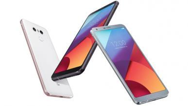 LG G6 oficjalnie zaprezentowany