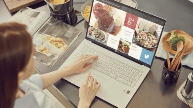 LG prezentuje lekkie i kompaktowe laptopy z serii Gram