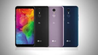 LG Q7 - nowa seria średniaków z panelami Full Vision i zaawansowanym audio