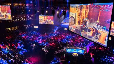 Liga Overwatch przyciągnęła 10 milionów widzów w pierwszym tygodniu