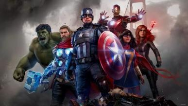 Marvel's Avengers otrzymało wsparcie dla DLSS, Wolfenstein: Youngblood z 8K DLSS