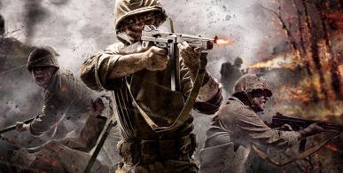 Master Prestige w Call of Duty: WWII bez zabójstwa bronią palną