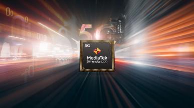 MediaTek prezentuje nowe układy mobilne Dimensity 1200 i 1100. 6 nm SoC z Cortex-A78
