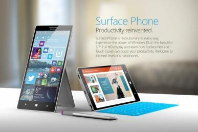 Microsoft doczeka się swojego mobilnego flagowca?