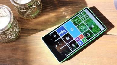 Microsoft miał niemal bezramkowy smartfon już w 2014 roku