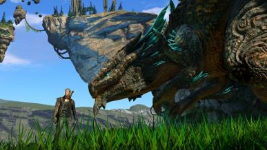 Microsoft odnawia markę Scalebound; możliwa kontynuacja prac nad grą