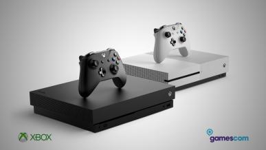 Microsoft otwiera gamescom 2017. Szczegóły oferty przedsprzedaży Xbox One X