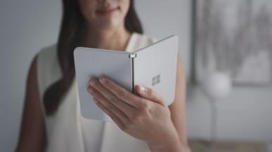 Microsoft Surface Duo z datą premiery. Zeszłoroczna specyfikacja za wygórowaną cenę