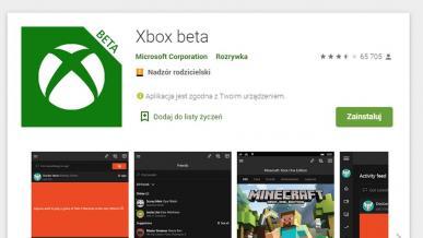 Microsoft udostępnia aplikację do streamingu gier z konsoli Xbox na smartfony z Androidem i iOS