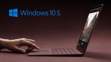 Microsoft wydłuża okres aktualizacji Windows 10 S do marca 2018