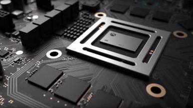 Microsoft wykorzystuje biedronkę do pochwalenia się mocą Project Scorpio