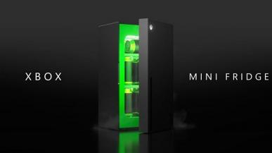 Microsoft zapowiedział lodówkę Xbox Series X. Poznajcie mem, który stał się rzeczywistością