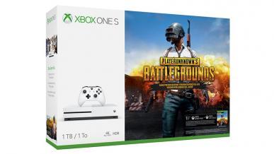 Microsoft zapowiedział specjalny zestaw Xbox One S z grą PUBG