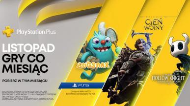 Mocna listopadowa oferta PlayStation Plus i pierwsza darmowa gra na PS5
