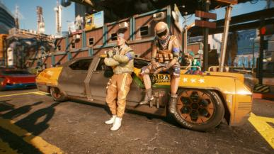 Mod do Cyberpunk 2077 poprawia działanie NPC-ów na ulicy
