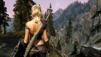 Mody do Skyrima na PS4 są bardzo ograniczone