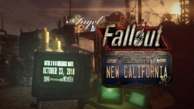 Modyfikacja Fallout: New California zadebiutuje w październiku