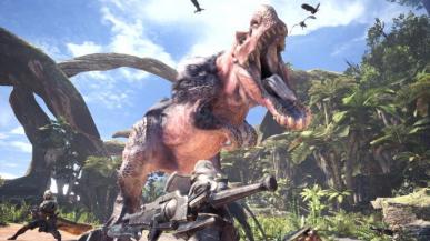 Monster Hunter World najlepiej sprzedającym się tytułem w historii Capcom