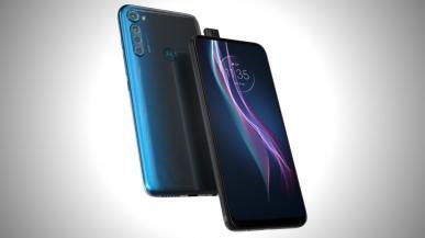 Motorola Moto One Fusion+ z wysuwaną kamerką przednią oficjalnie