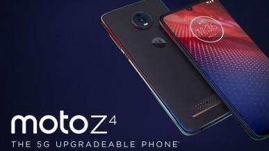 Motorola Moto Z4 - ambitny średniak ze wsparciem dla modułów