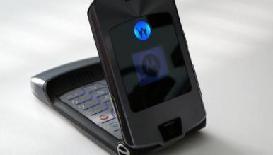 Motorola RAZR powrócić ma jako składany smartfon z elastycznym ekranem