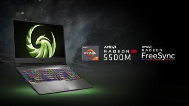 MSI Alpha 15 - laptop z nowej serii gamingowej z procesorem i kartą AMD