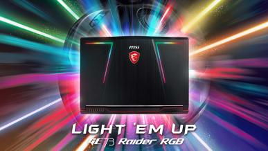 MSI GE73 Raider RGB 8RF – Test laptopa z 6-rdzeniowym Intel Core i7-8750H