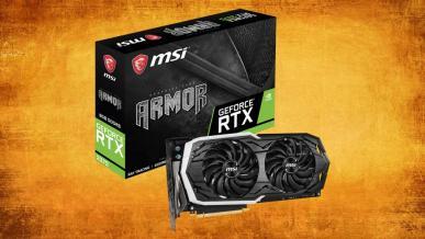 MSI GeForce RTX 2070 ARMOR 8G - test karty graficznej z GPU Turing