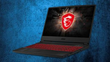 ​​​​​​​MSI GL65 9SD - test niedrogiego laptopa z Core i7 i GTX 1660 Ti