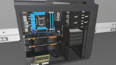 MSI podjęło współpracę przy tworzeniu PC Building Simulator