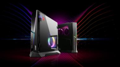 MSI przedstawia nowe komputery do gier z procesorami Intel 10. generacji