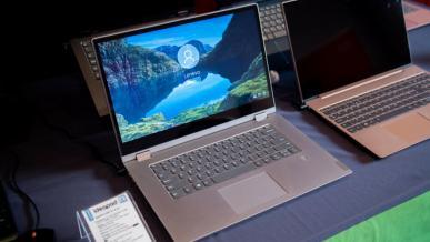 MWC 2019: Lenovo prezentuje nowe laptopy Ideapad oraz monitor