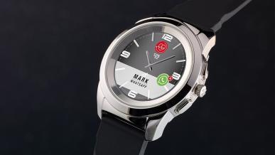 MyKronoz ZeTime Premium - smartwatch dla wymagających
