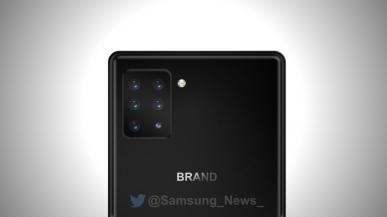 Nadchodzi Sony Xperia z 6 sensorami aparatów na tylnym panelu