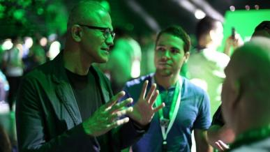 Nadella: marka Xbox warta 9 mld USD, dobry start Game Pass i Mixer