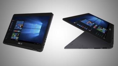 Najcieńszy laptop 2w1 - ASUS ZenBook Flip S