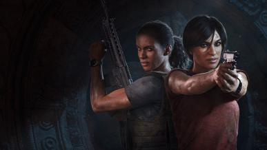 Najnowszy fragment rozgrywki z Uncharted: Zaginione Dziedzictwo