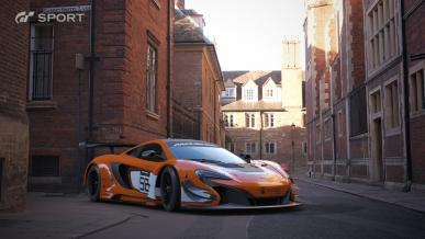 Najnowszy materiał z GT Sport: porównanie HDR z SDR