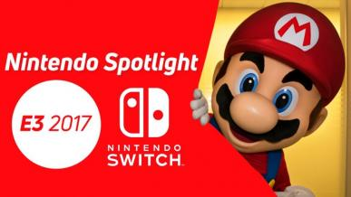 Nintendo na E3 2017: Super Mario Odyssey, Metroid Prime 4, Pokemon Switch